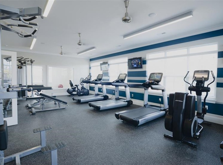 Cardio Equipment at NorthPoint at 68, High Point, 27265