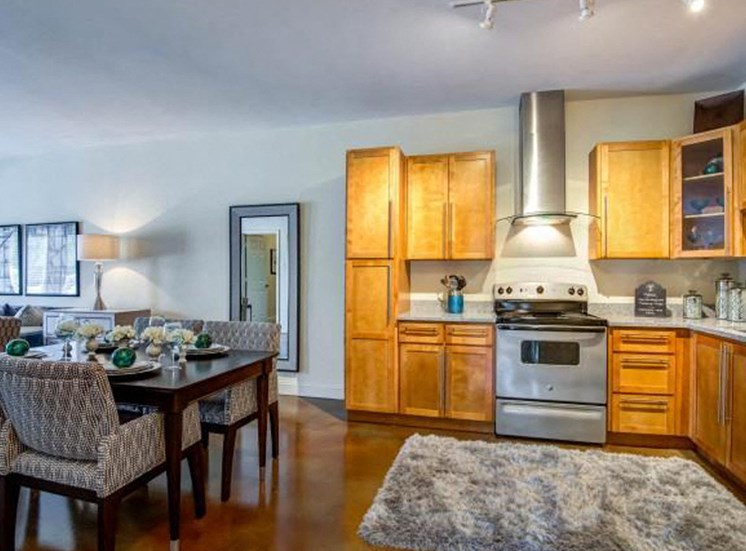 Newly Renovated Apartments with Open Kitchens at NorthPoint at 68, High Point, North Carolina