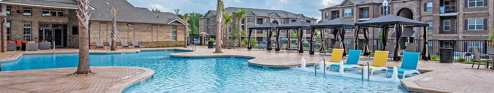 Resort-Style Pool at Maystone at Wakefield, North Carolina, 27614