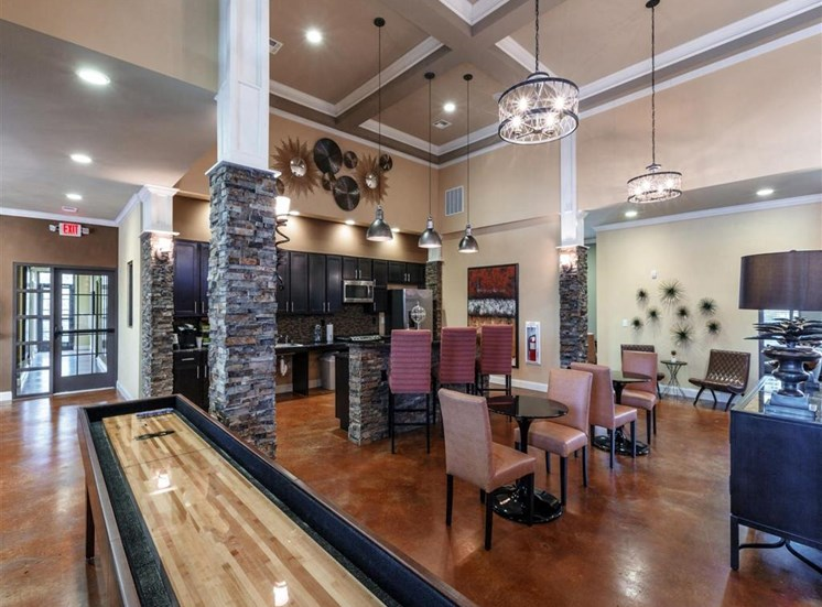 Five-Star Clubhouse with a Variety of Leisure Activities at Maystone at Wakefield, Raleigh, North Carolina