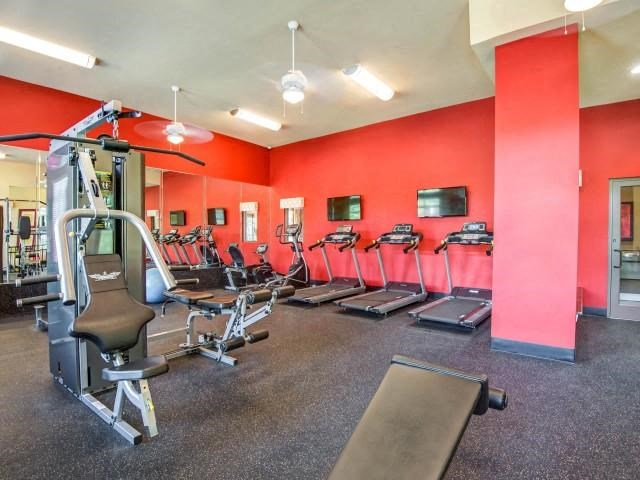 Fitness Center at Maystone at Wakefield, Raleigh, NC, 27614