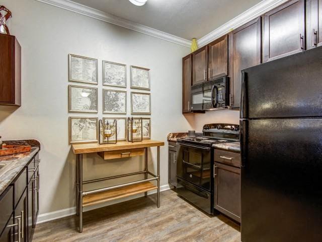 Fully Equipped Kitchen at Maystone at Wakefield, North Carolina