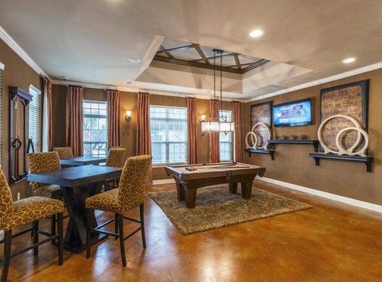 Clubhouse And Family Entertainment Area at Maystone at Wakefield, Raleigh