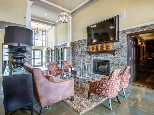 Resident Lounge at Maystone at Wakefield, Raleigh, 27614