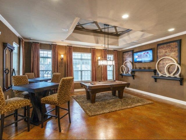 Billiard Lounge at Village at Town Center, Raleigh, NC
