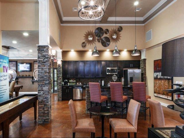 Billiard Lounge at Glass Creek Apartments, Mt Juliet