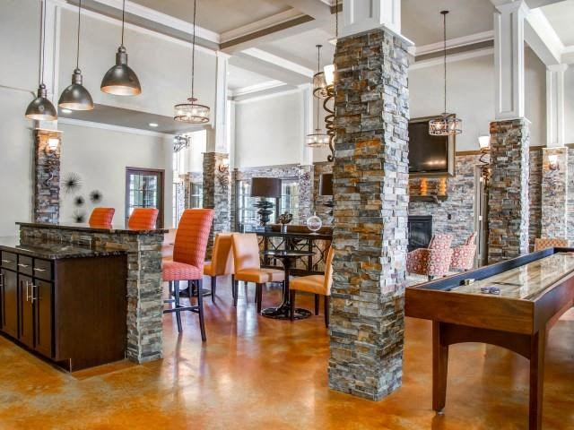Interactive Clubhouse at Glass Creek Apartments, Mt Juliet, TN, 37122