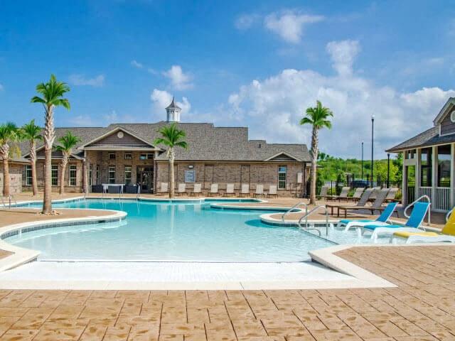 Resort-Style Pool at Glass Creek Apartments, Mt Juliet, TN, 37122