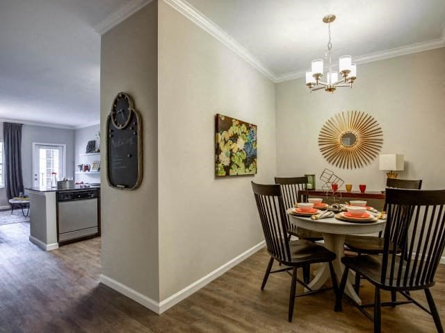 Separate Dining Space at Everwood at the Avenue, Tennessee