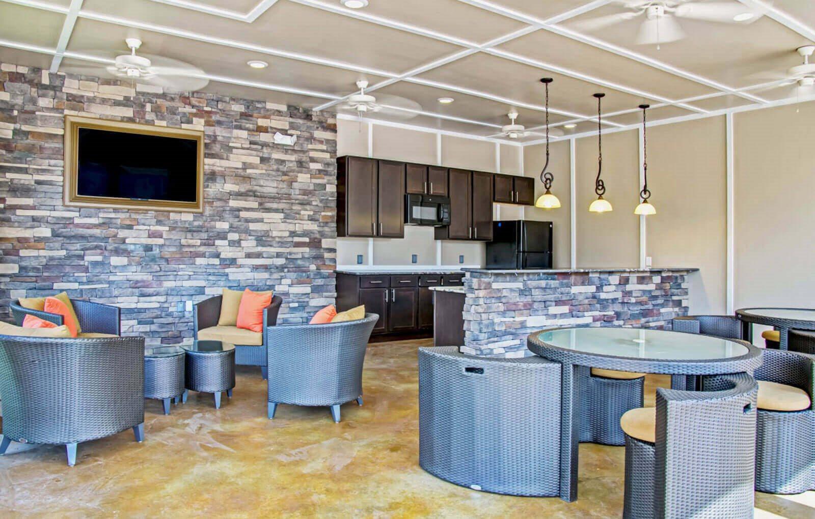Interactive Clubhouse at Heron Pointe, Nashville, TN, 37214