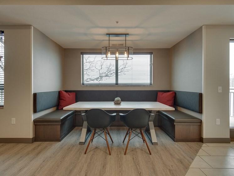 Clubhouse with Upgraded Interiors at TRIO @ southbridge, Minnesota, 55379