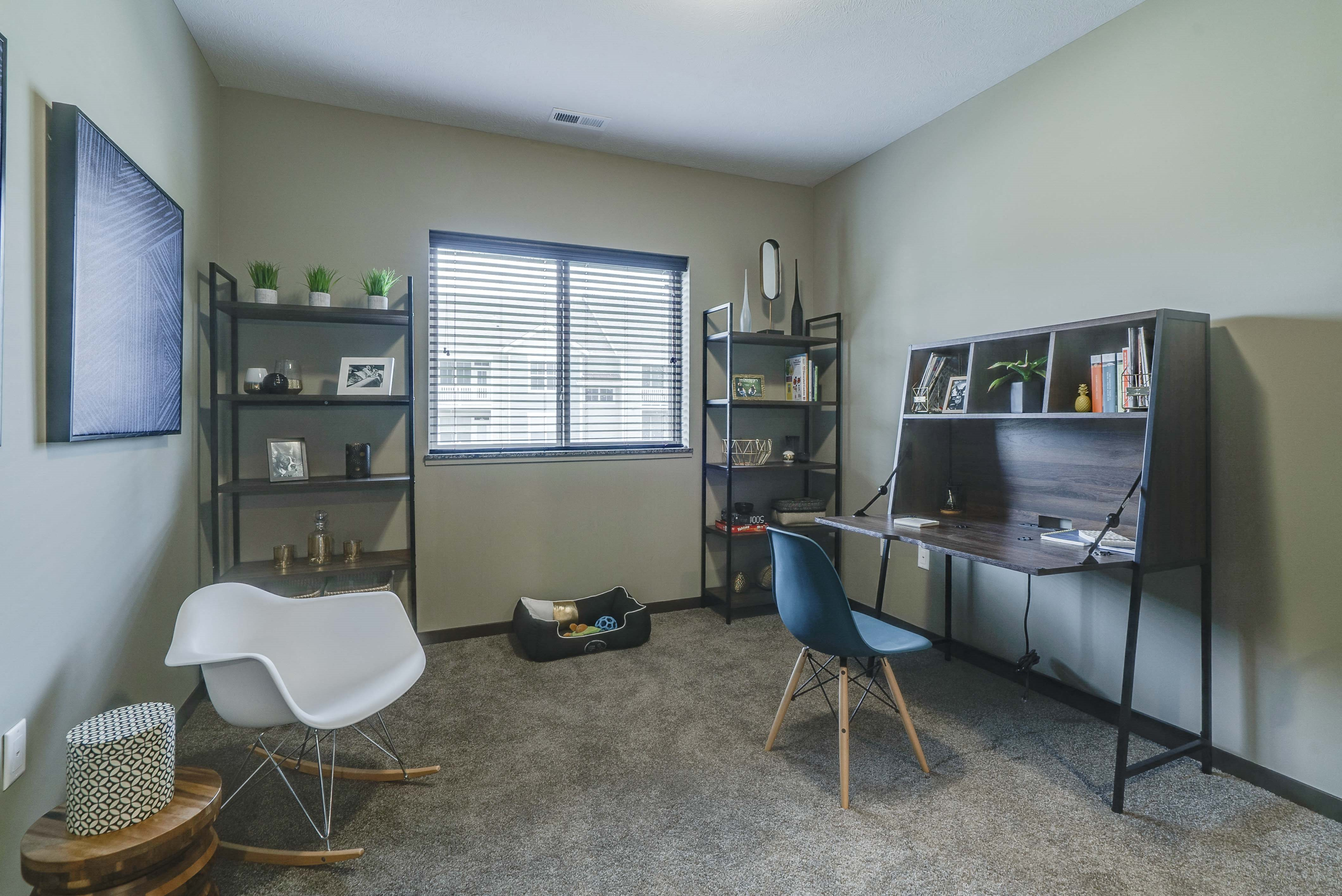 Spacious two bedroom at WH Flats new luxury apartments in south Lincoln NE 68516