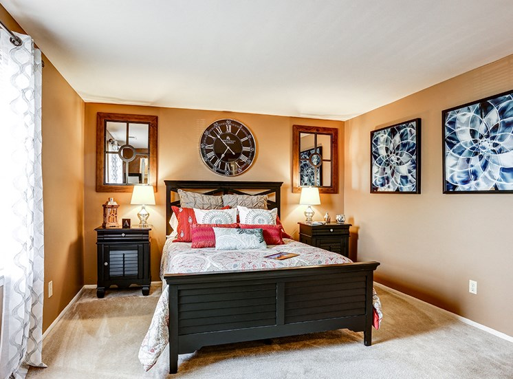 Bedroom at Archer's Pointe