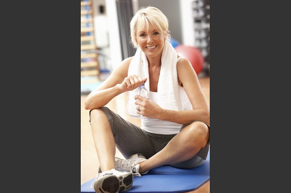 Health and Fitness Center at Wildwood Highlands Apartments & Townhomes 55+, Menomonee Falls, WI,53051