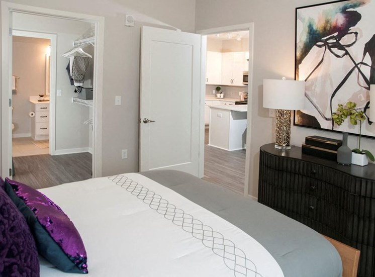 Well Appointed Bedroom Residences at 1700, Minnetonka