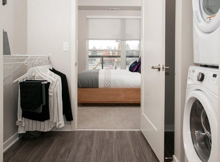 In Home Full Size Washer And Dryer Residences at 1700, Minnetonka