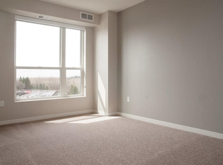 Luxurious Interior at Residences at 1700 Vacant Bedroom, Minnesota