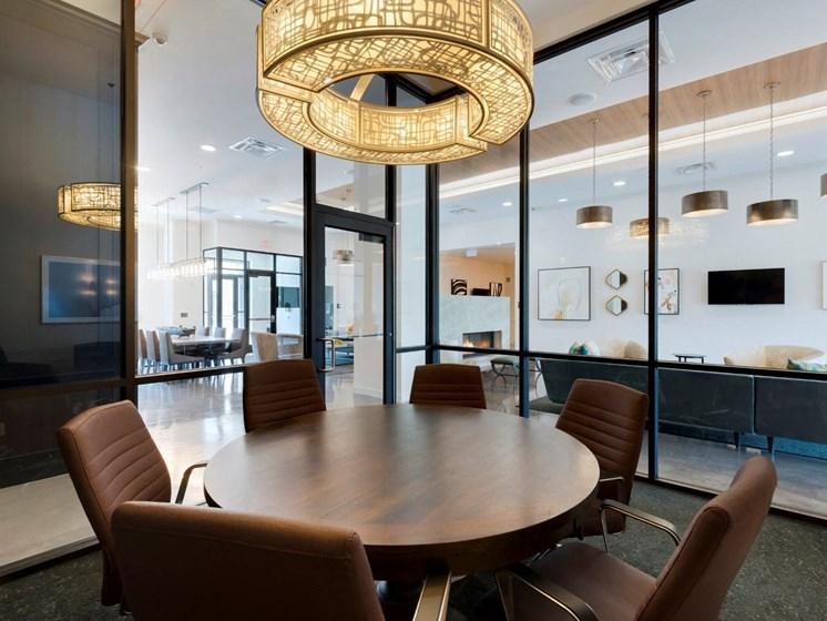 Executive Conference Room at The Shoreham, Minnesota, 55416