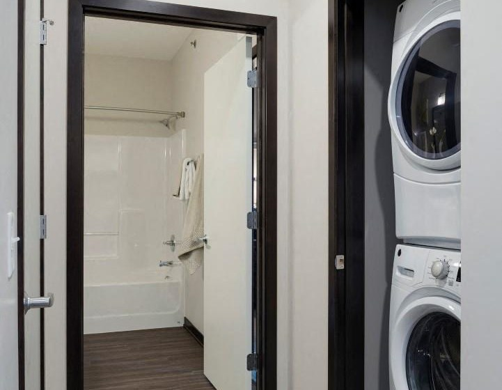Washer/Dryer Connections at The Shoreham, St. Louis Park, MN 55416