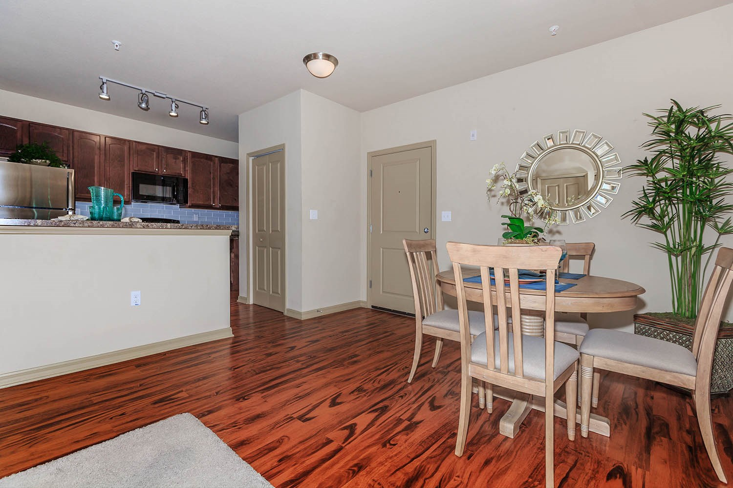 Dining Area at Riversong Apartments in Bradenton, FL