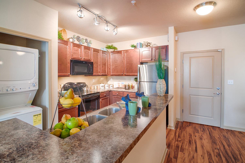 Spacious Kitchen at Riversong Apartments in Bradenton, FL