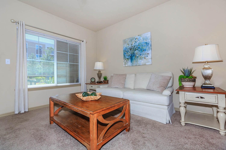 Living Room at Riversong Apartments in Bradenton, FL
