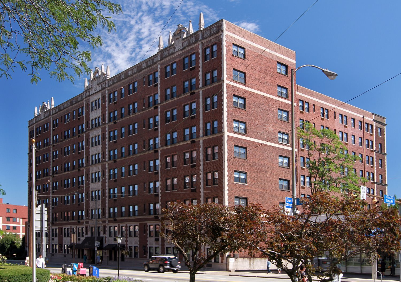 Building View at Fairfax Apartments Pittsburgh, Pennsylvania