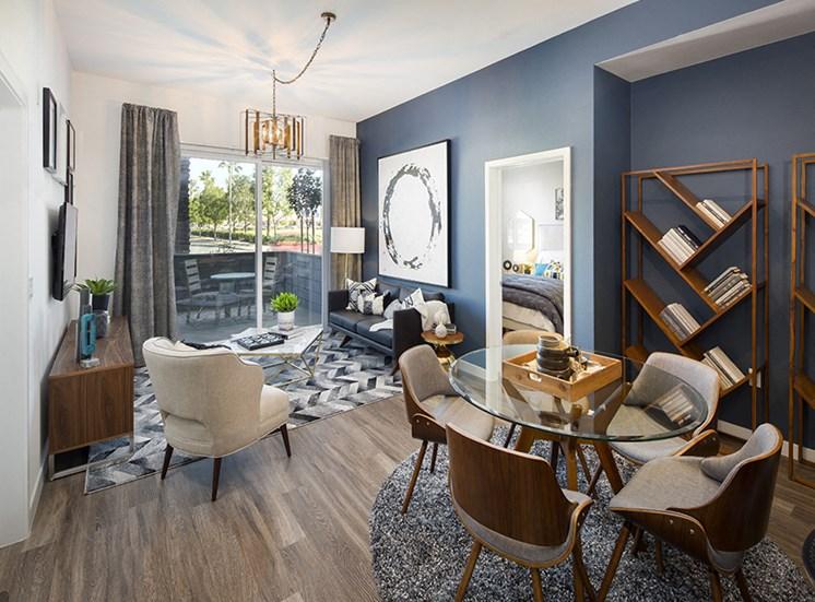 Aspect apartment interior