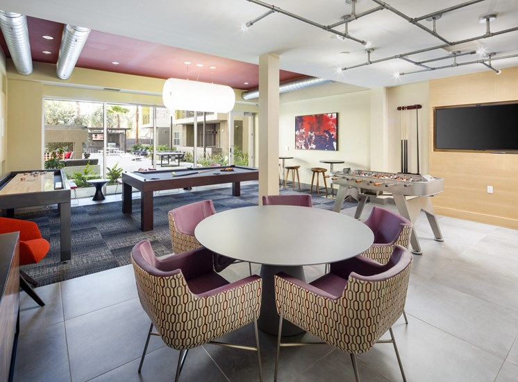 Aspect resident outdoor common area