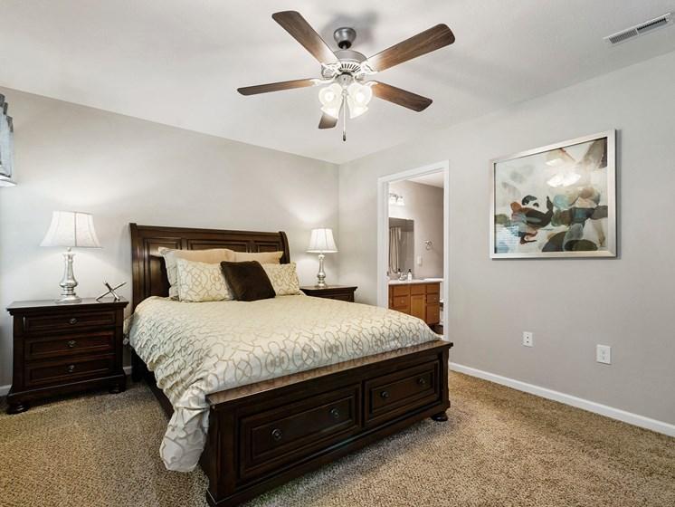 Union Township OH Apartment Rentals Redwood Savannah Ridge Bedroom