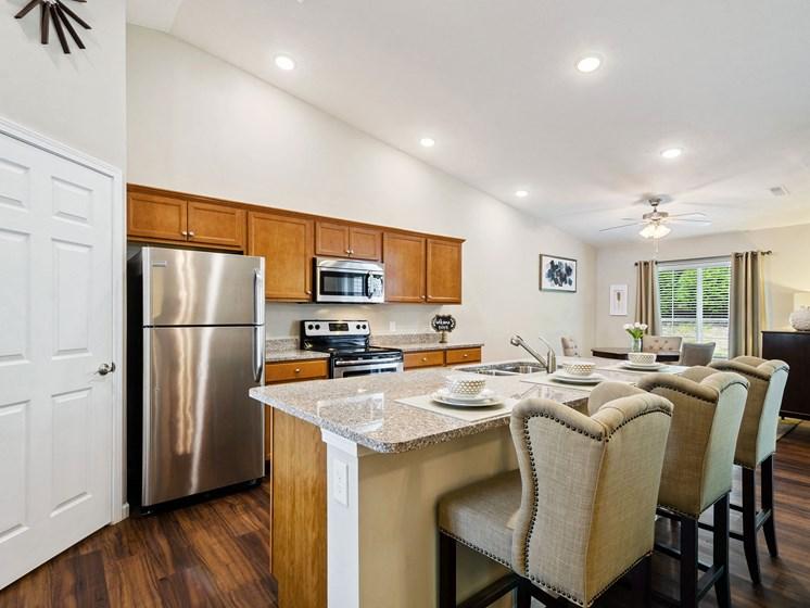 Union Township OH Apartment Rentals Redwood Savannah Ridge Kitchen Plus Pantry