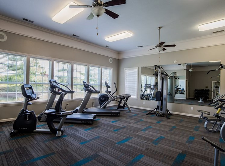 Fitness Center at The Reserve at Williams Glen Apartments, IN, 46077
