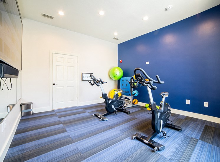 High-Performance Fitness Studio at The Village on Spring Mill, Indiana