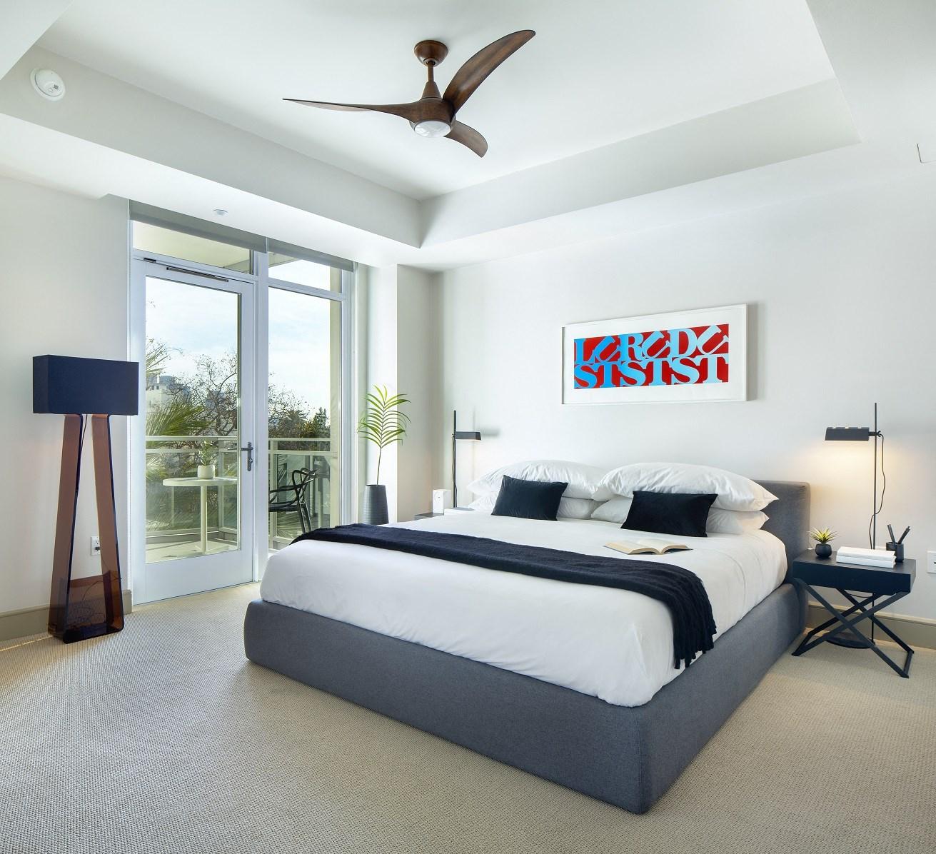 Westwood-Luxury-Apartments-Wilshire-Victoria-Unit-401-Bedroom