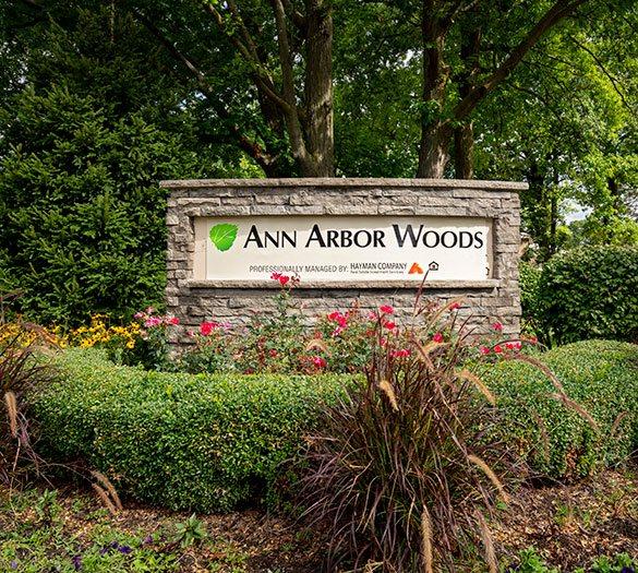 Ann Arbor Woods in Ann Arbor Michigan