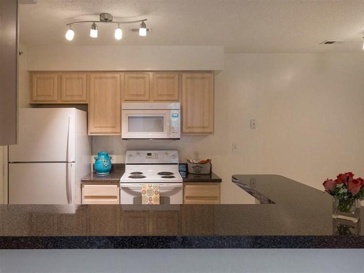 The Preserve Apartments Kitchen Counter Space in Walpole, MA