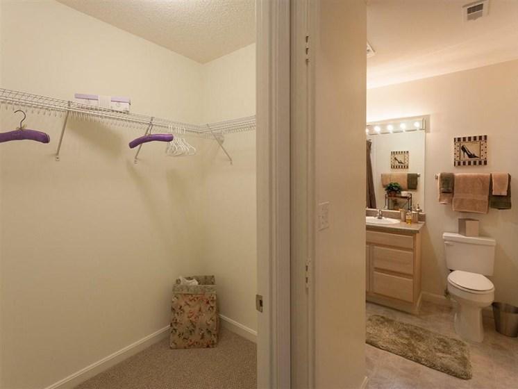 Spacious Closets at The Preserve Apartments, 100 Hilltop Dr, Walpole, MA 02081