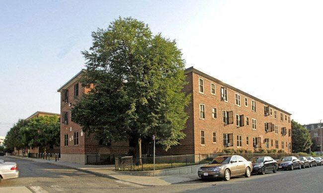 Camden Street Apartments in Roxbury, MA