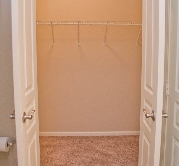 Walk-In Closets And Dressing Areas at The Manor Homes of Eagle Glen, Raymore, MO, 64083