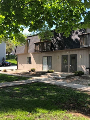 Exteriors-South View Apartments in Ames IA