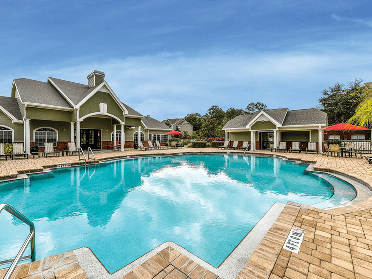 Swimming Pool at The Finley, Jacksonville, FL  32210
