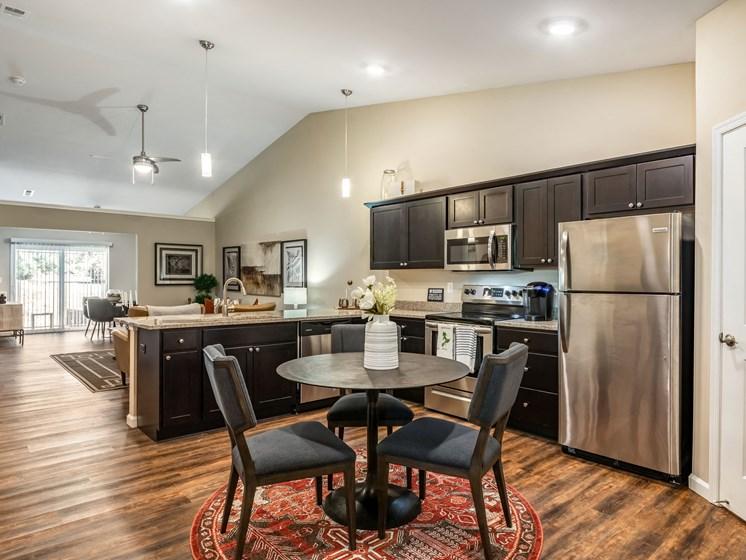 fort wayne apartment rentals redwood fort wayne wallen road upgraded kitchen