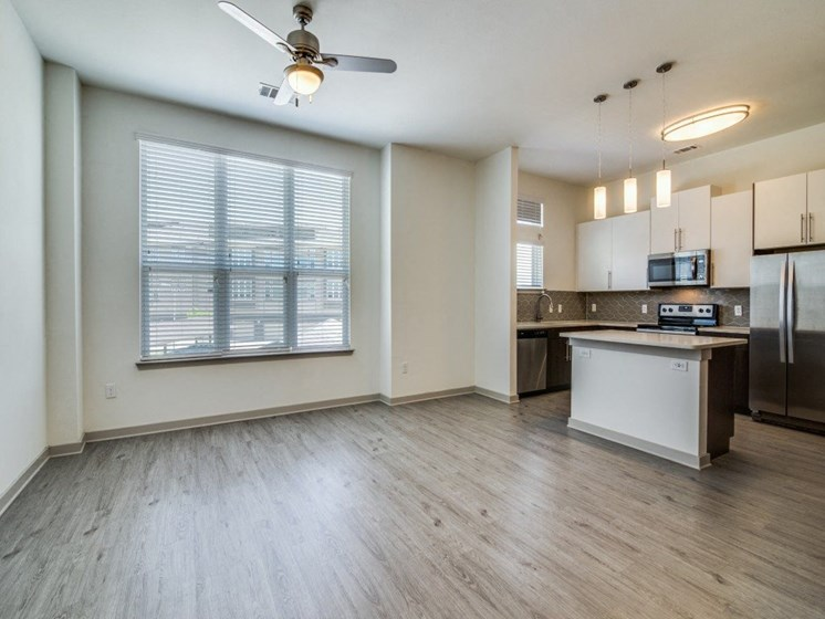 Hardwood Floors, Natural Light and a Chef Inspired Kitchen