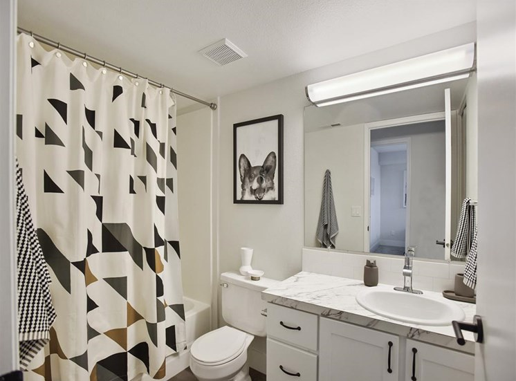 Luxurious Bathrooms at Columbia Village, Idaho, 83716
