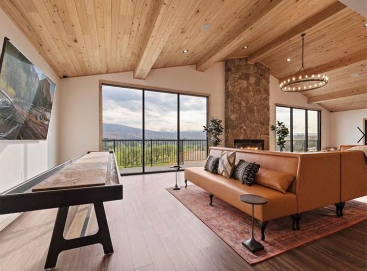 Posh Resident Lounge at Columbia Village, Idaho, 83716