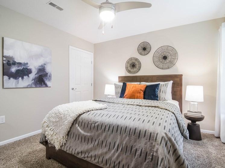 Brownsburg IN Apartment Rentals Redwood Brownsburg  Bedroom