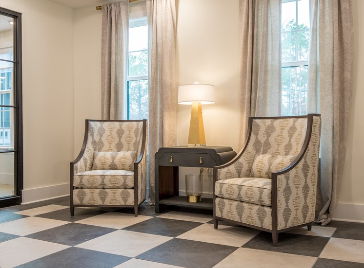 Two sofas at The Roseberry, Columbia, SC, 29223