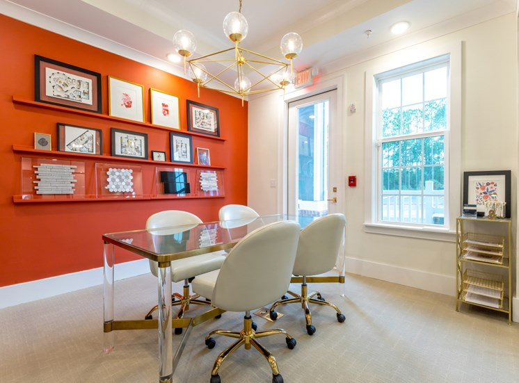 Leasing Office at The Roseberry, Columbia