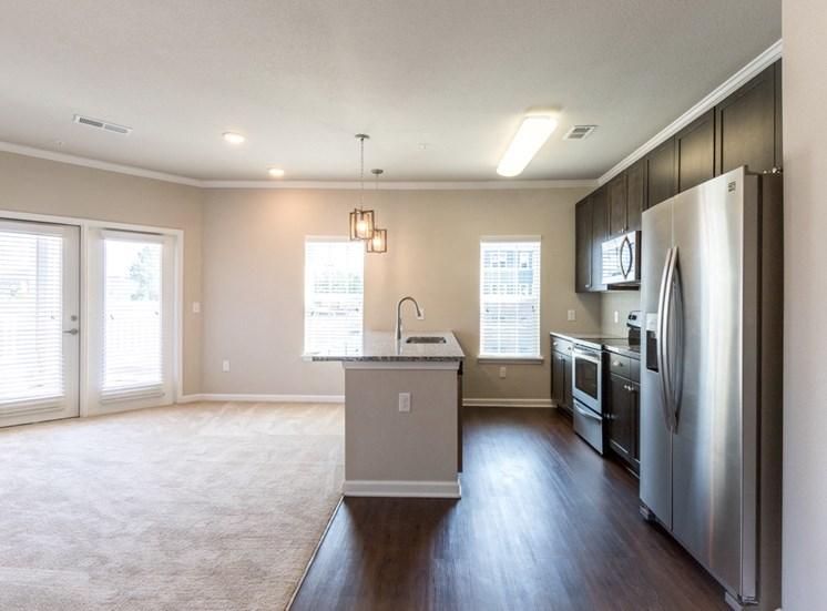 The Eden Floorplan Interior at The Roseberry, Columbia, 29223