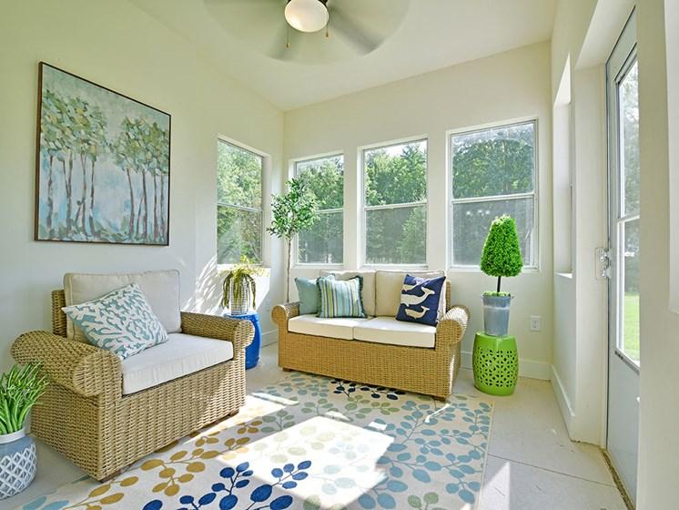 Screened Den Room With Garden View at Rose Villas - Avon, Avon, 44011